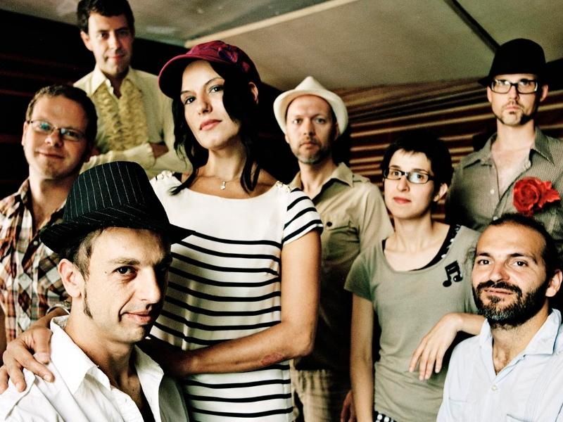 Giulia y los tellarini esp la spirale jazz club - La diva giulia ...